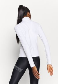 Kappa - HEDI - Long sleeved top - bright white - 2