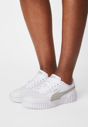 CALI - Sneakers laag - puma white/desert sage