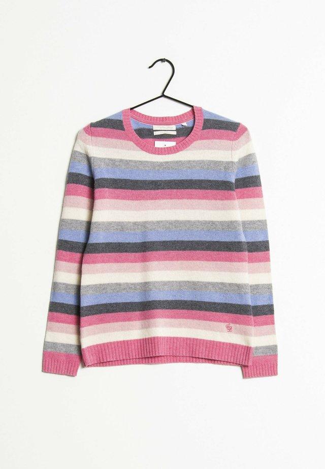 Trui - blue/pink