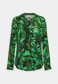 Emily van den Bergh - BLUSE - Blouse - green - 0