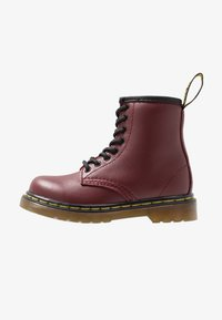 Dr. Martens - 1460 T SOFTY - Korte laarzen - cherry red - 1