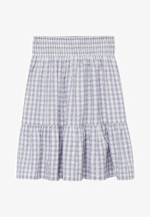 SOPHIE - A-line skirt - lilas