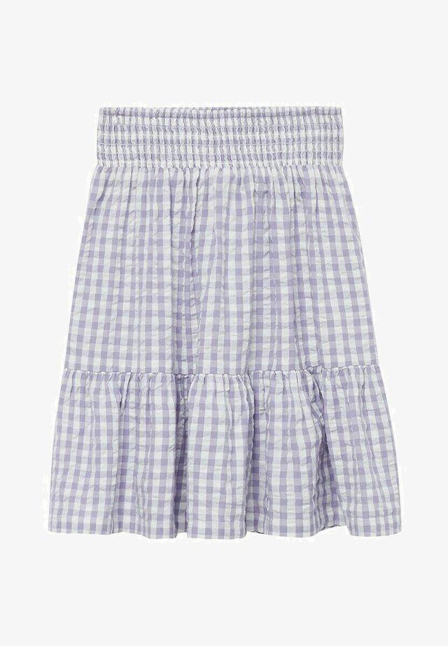 SOPHIE - A-snit nederdel/ A-formede nederdele - lilas