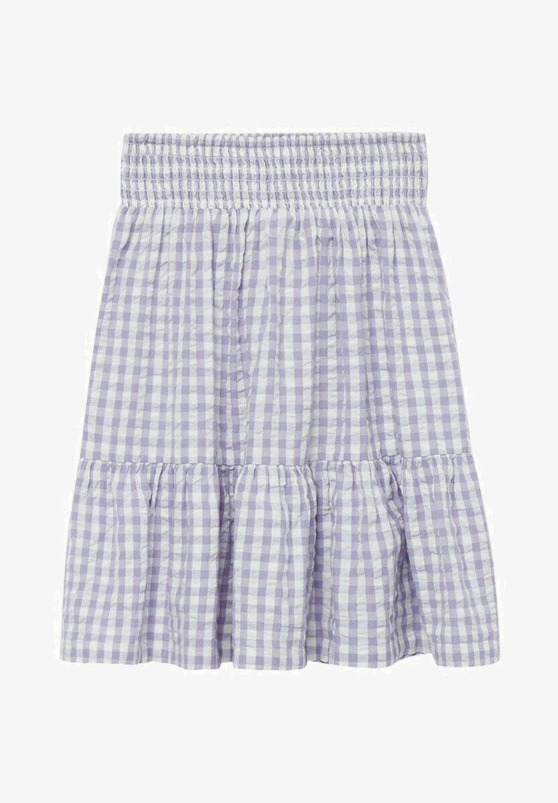 Mango - SOPHIE - A-line skirt - lilas