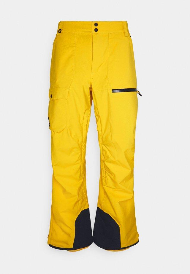 UTILTY - Pantalón de nieve - sulphur