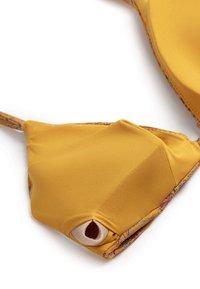 OYSHO - Bikini pezzo sopra - yellow - 5