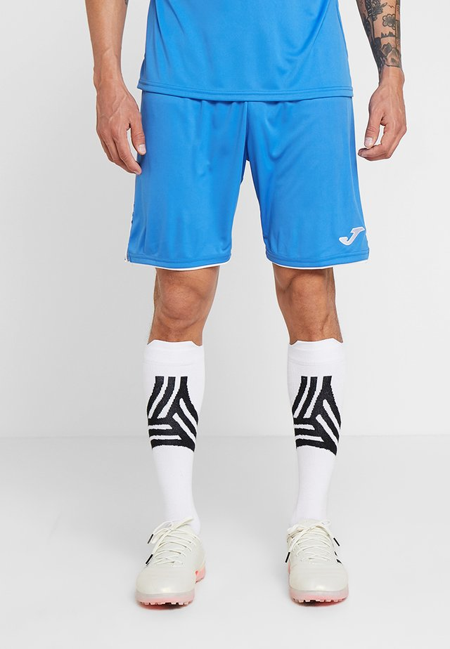 LIGA - Sports shorts - royal/white