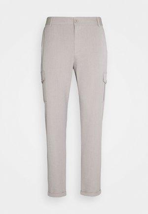 PINO CARGO PANTS - Bukse - mirage grey