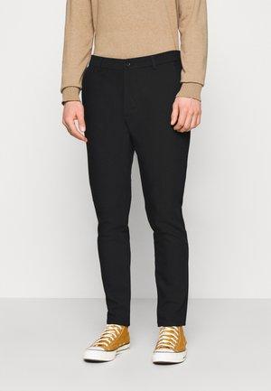 FRANKIE REGULAR TROUSERS - Trousers - dark sapphire