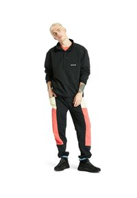 Timberland - Outdoor trousers - black cayanne luminary - 1