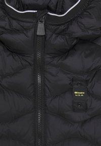 Blauer - GIUBBINI IMBOTTITO - Light jacket - black - 2