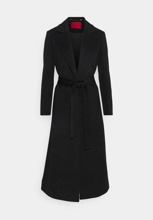 LONGRUN - Cappotto classico - black