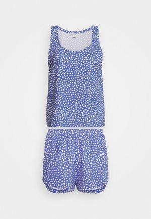 TAVI SET - Pyjamas - blue