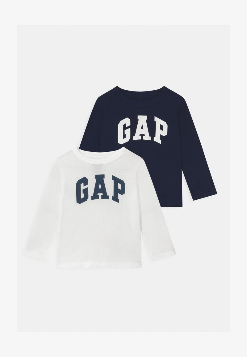 GAP - TODDLER BOY 2 PACK - Long sleeved top - blue galaxy