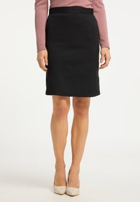 usha - Pencil skirt - schwarz - 0