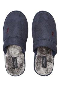 Next - STAG - Domácí obuv - blue - 3