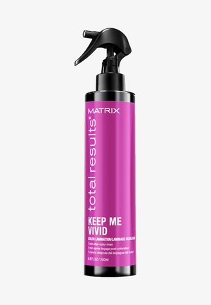 TOTAL RESULTS KEEP ME VIVID LAMINATION SPRAY - Produit coiffant - -