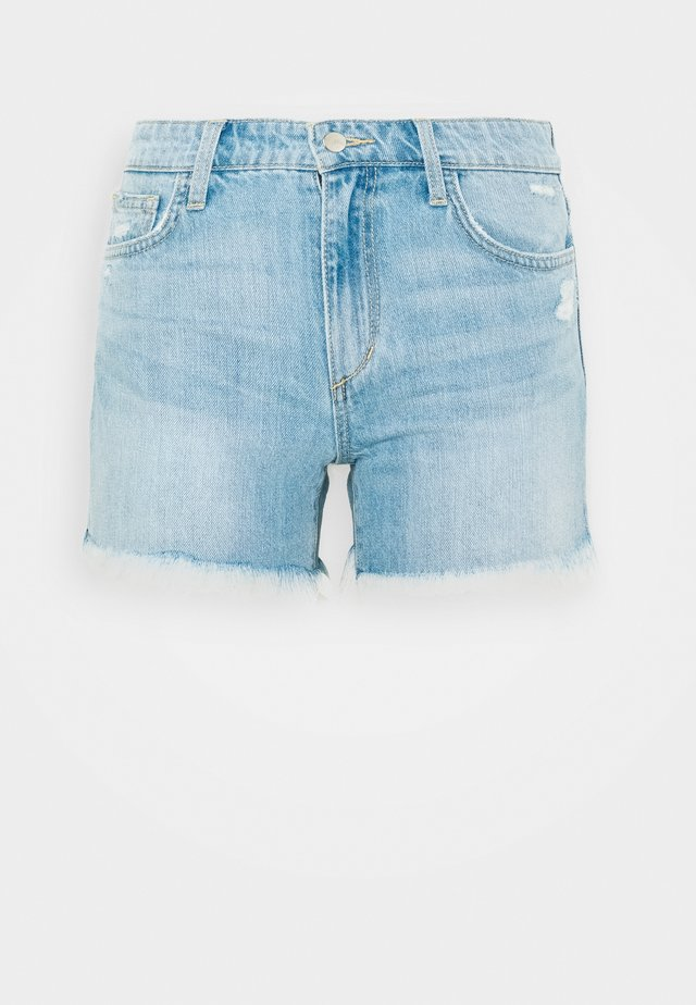 THE OZZIE CUT OFF - Shorts di jeans - caraway