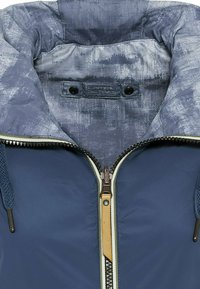 camel active - Reversible - Winter coat - blue - 8