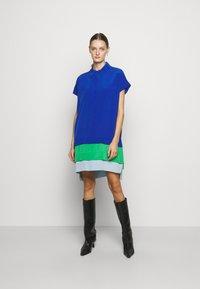 Diane von Furstenberg - Vapaa-ajan mekko - blue - 1