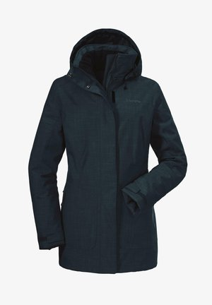 Outdoor jacket - night blue