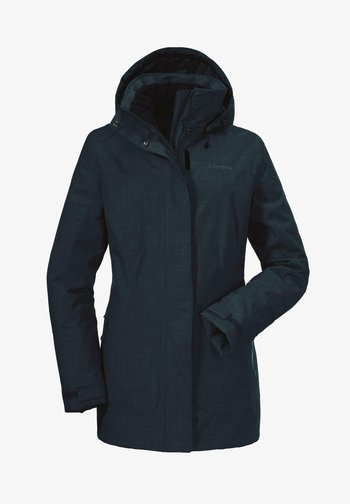 Outdoor jacket - night blue