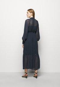 MICHAEL Michael Kors - PERFECTION DOTS DRESS - Maxi dress - dark blue - 2