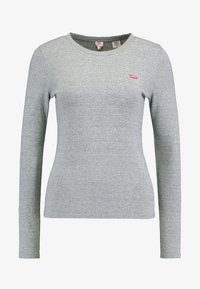 Levi's® - BABY TEE - Long sleeved top - smokestack heather - 3