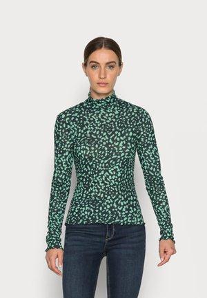 VILHELMINA - Long sleeved top - black