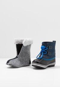 Sorel - YOOT PAC - Winter boots - collegiate navy/super blue - 6