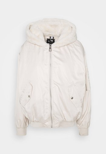 ONLCARA JACKET - Giacca invernale - pumice stone