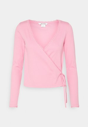NADJA - Long sleeved top - pink