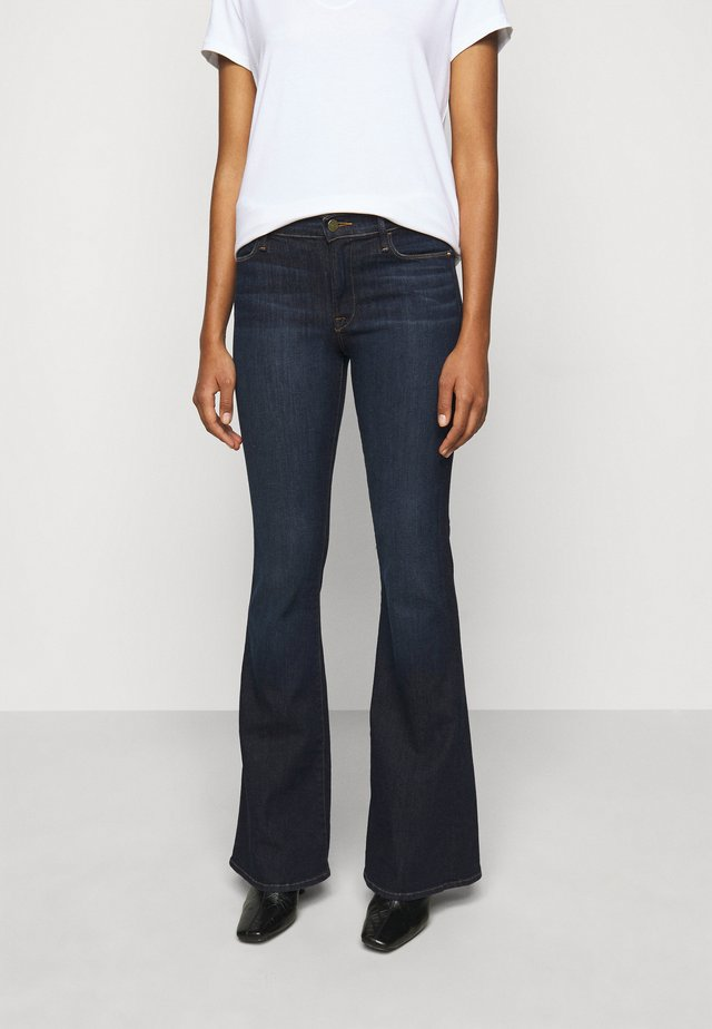 LE HIGH - Flared Jeans - sutherland