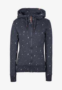 alife & kickin - YASMIN  - Zip-up hoodie - black - 5