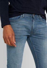 TOM TAILOR DENIM - CULVER  - Jeansy Skinny Fit - blue grey denim - 3