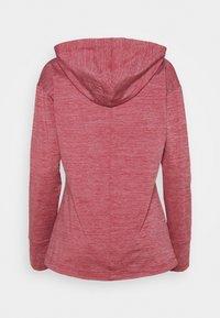 adidas Golf - ESSENTIALS HOODIE - Felpa con cappuccio - light pink - 1