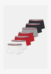 Tommy Hilfiger - TRUNK 7 PACK - Pants - red - 0