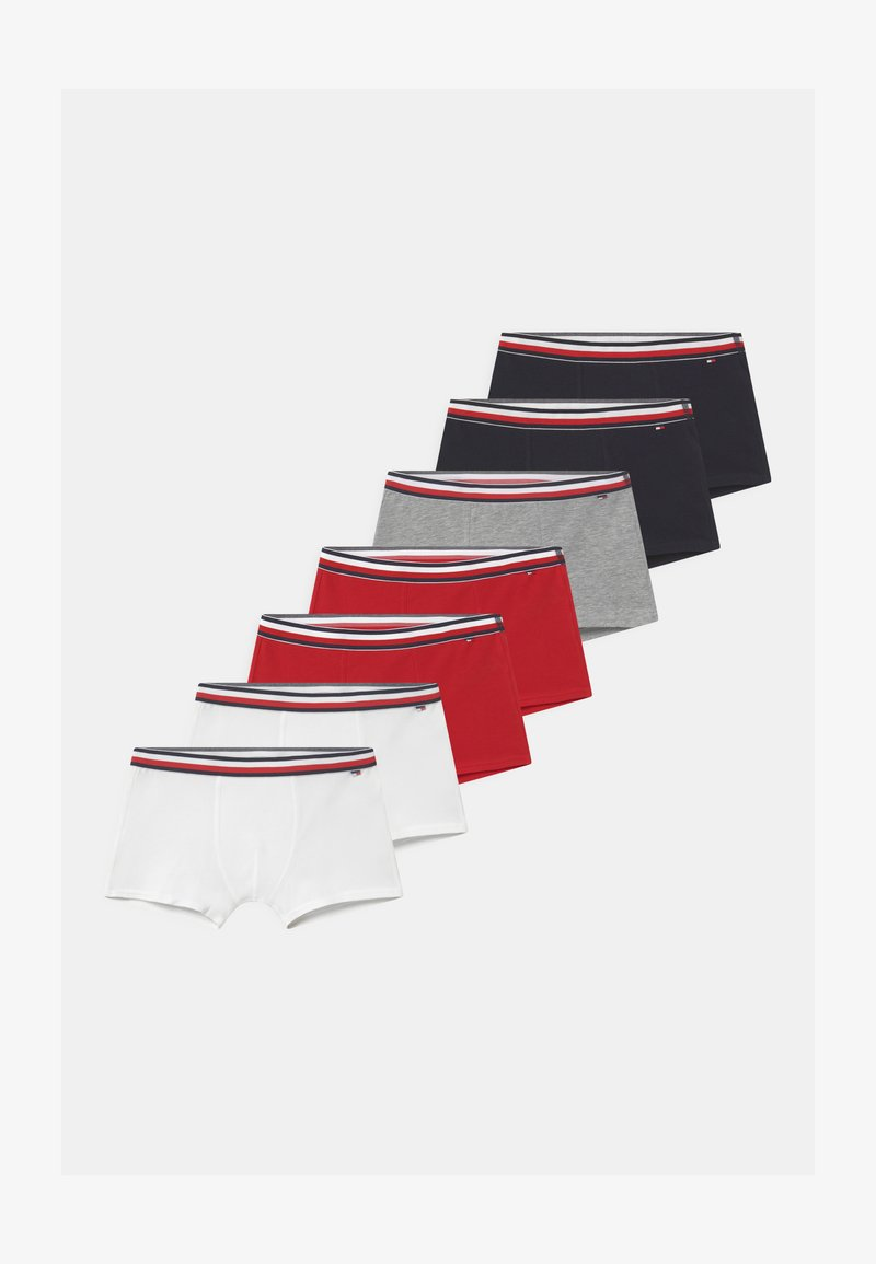 Tommy Hilfiger - TRUNK 7 PACK - Pants - red
