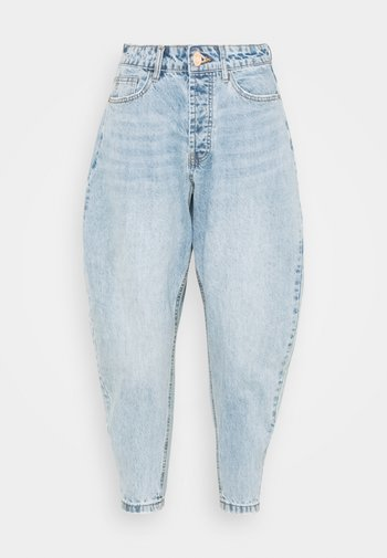 PETITE CLEAN TAPERED - Jeans relaxed fit - blue