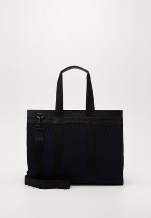 SPRINT SHOPPER - Tote bag - navy