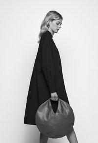 MM6 Maison Margiela - Shirt dress - black - 5