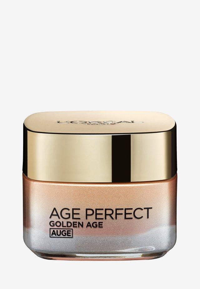 AGE PERFECT GOLDEN AGE ROSY RADIANT EYE CARE - Øjenpleje - -