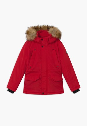 KIDS ZAGARE - Winter coat - red