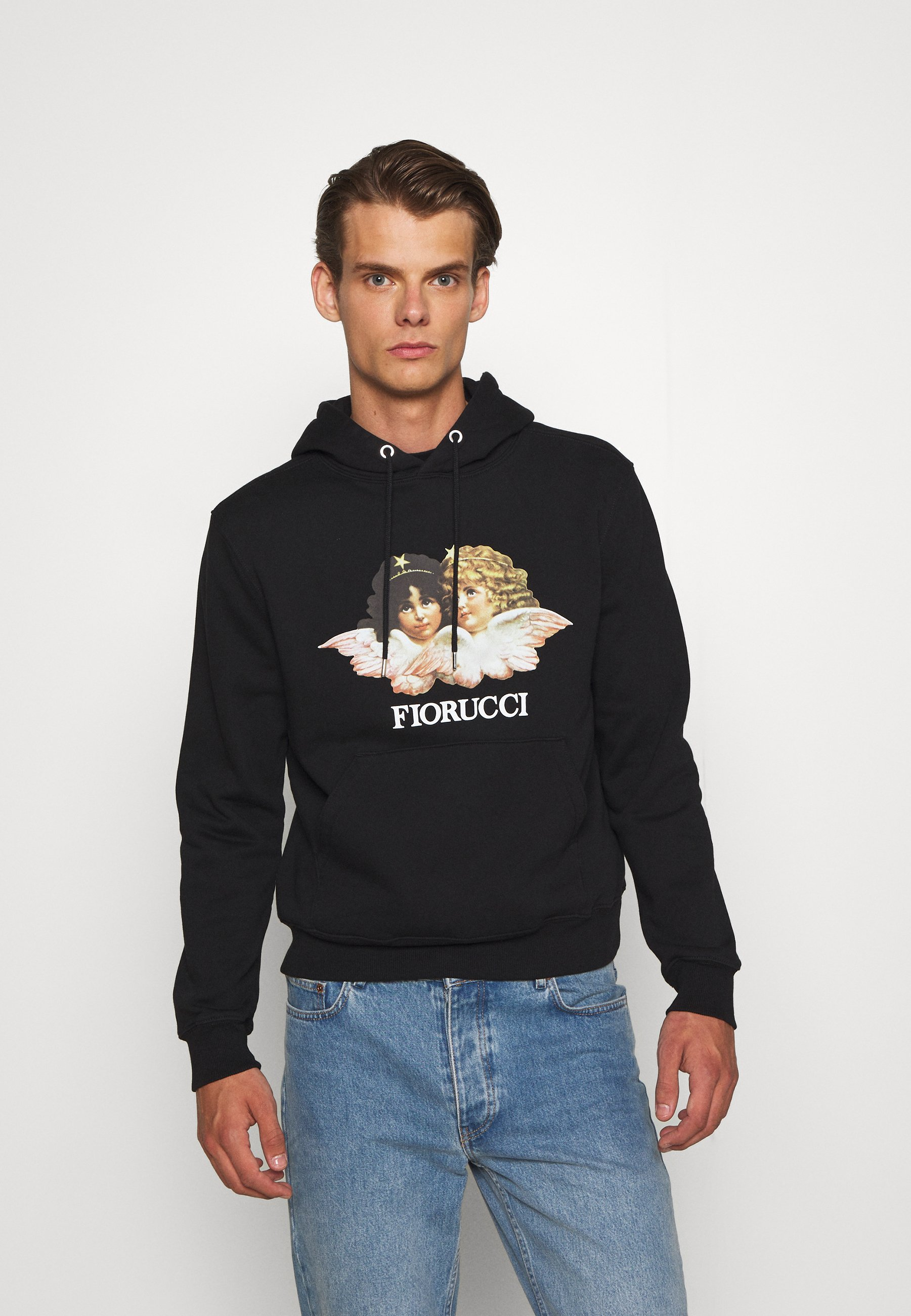 Men MENS VINTAGE ANGELS HOODIE - Sweatshirt