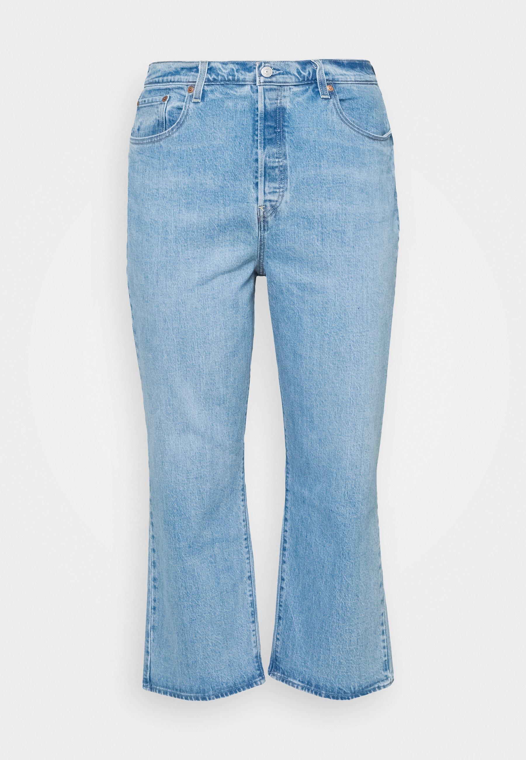Women PL RIBCAGE STRAIGHT ANK - Straight leg jeans
