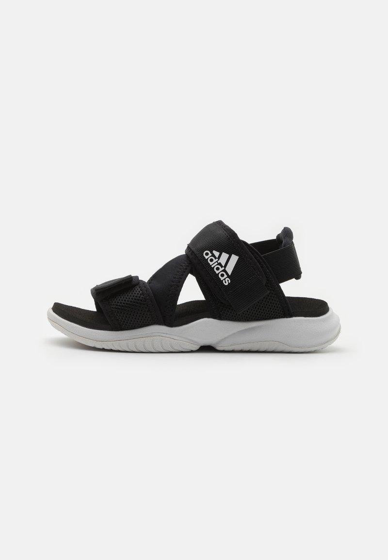 adidas Performance - TERREX SUMRA - Outdoorsandalen - core black/footwear white
