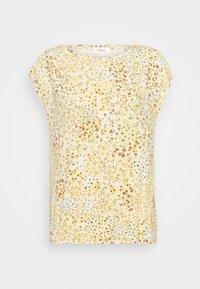s.Oliver - Print T-shirt - sunlight yellow - 0