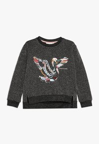 Molo - MALISSA - Sweatshirt - silver/black - 0