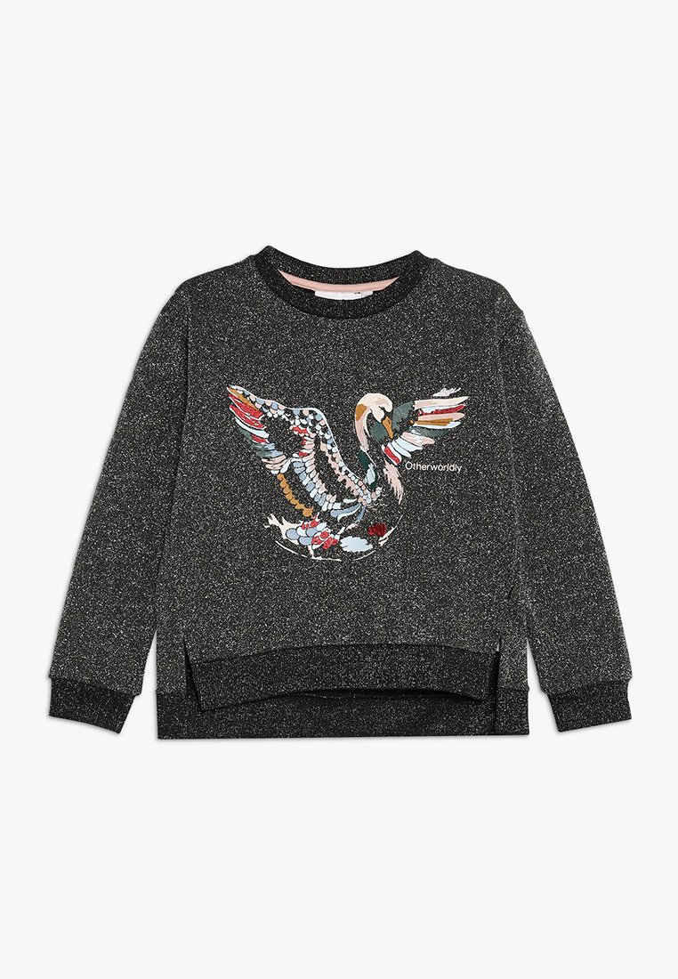 Molo - MALISSA - Sweatshirt - silver/black
