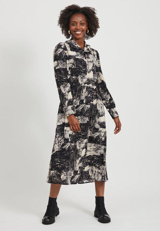 Robe chemise - sandshell